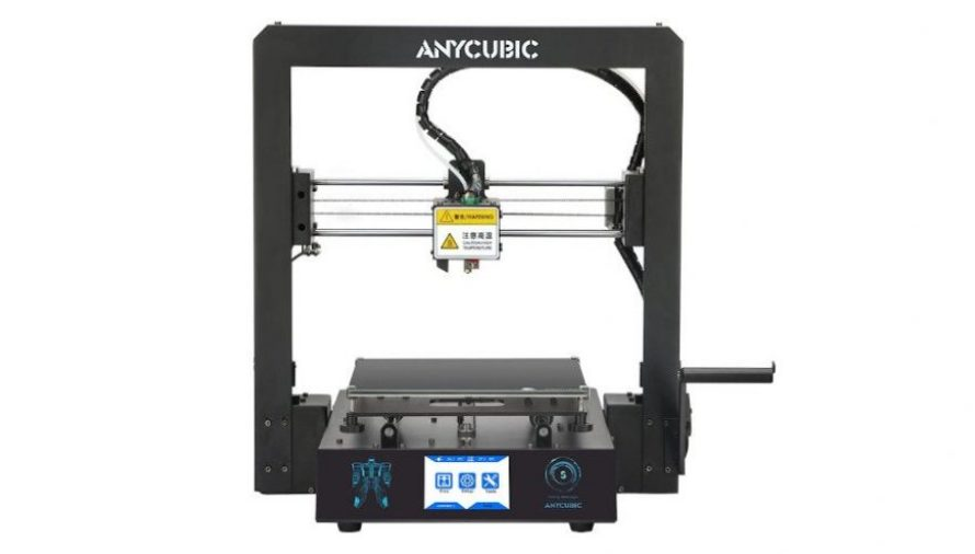 Anycubic Mega-S Review / Specs: Great Low Cost 3D Printer