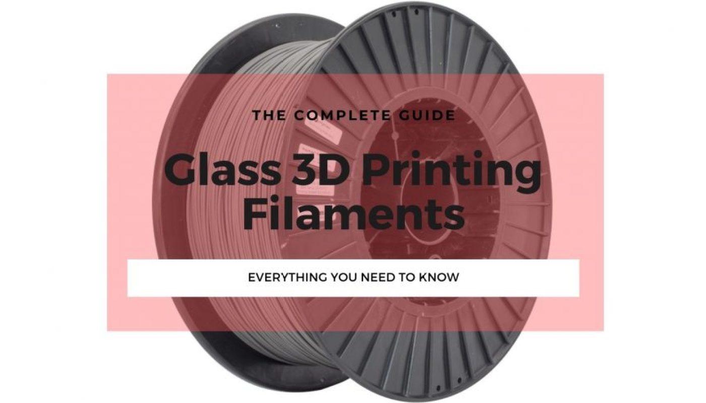 Glass 3D printing filament thumbnail