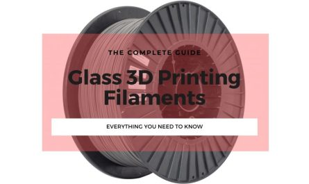 Glass 3D printing filament thumbnail