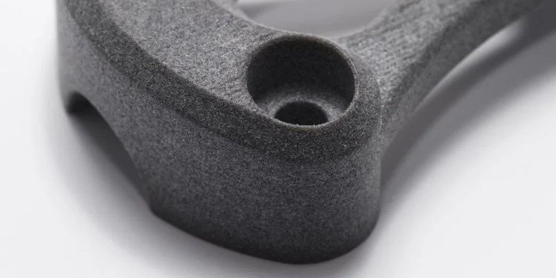 NylonG 3D printed part