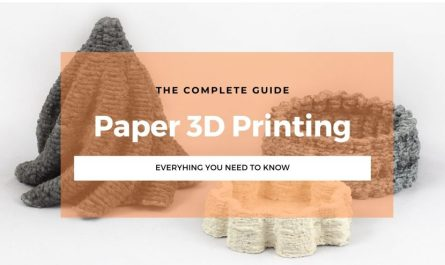 Paper 3D Printing Thumbnail