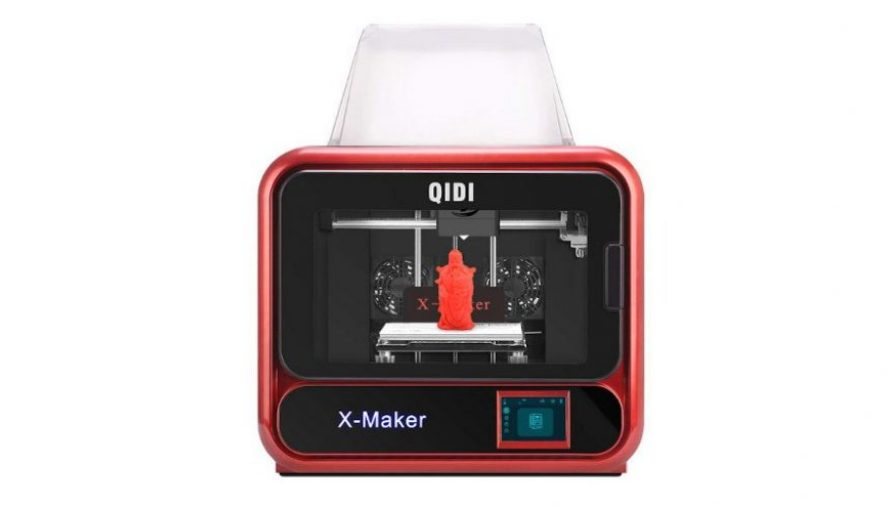 Qidi Tech X-Maker Review & Specs: Good Affordable 3D Printer