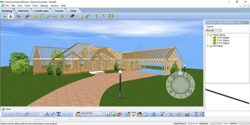 Virtual Architect Ultimate interior design software
