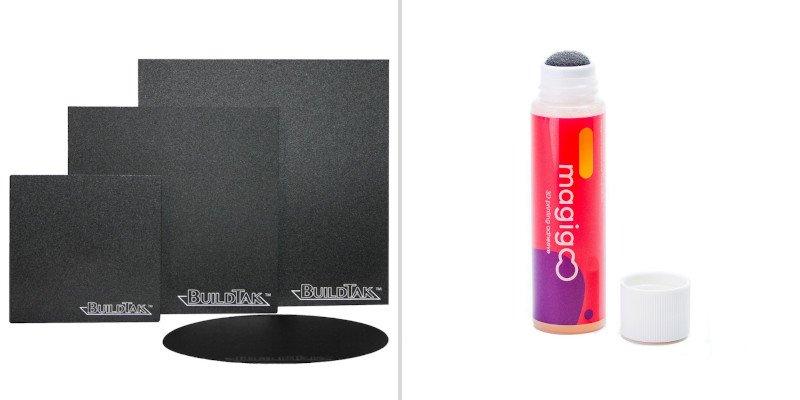 3d printer build surface accessories
