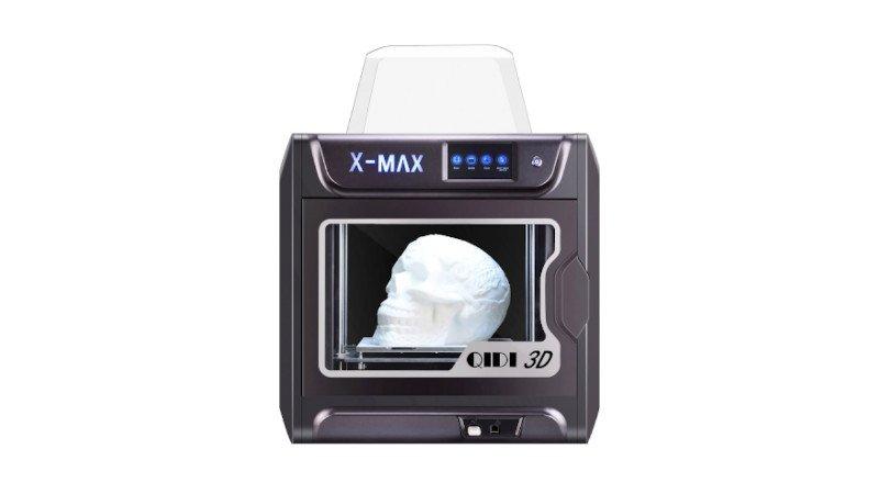 qidi tech x-max great budget 3d printer
