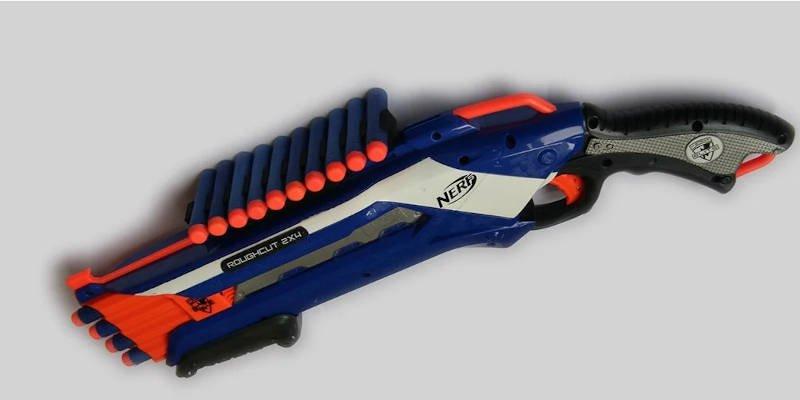 3D Printed Nerf Gun Dart Holder