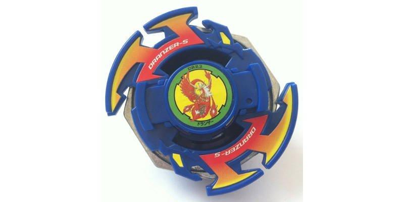 3D Printed Beyblade Dranzer Spiral