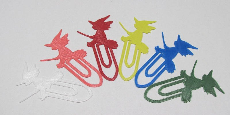 Best 3D Printed Gifts Bookmarks