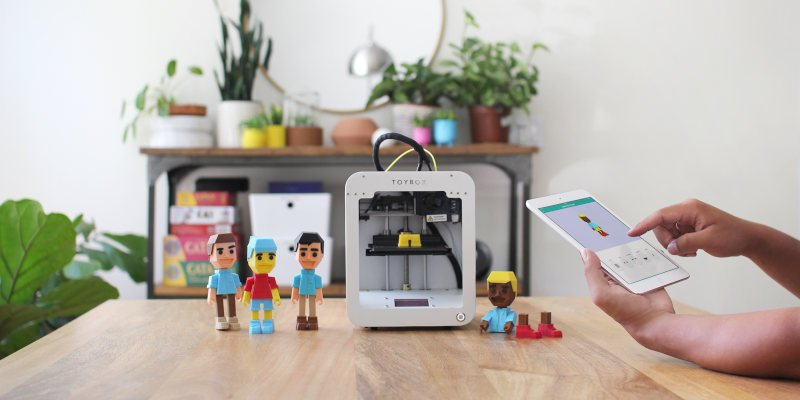 toybox 3d printer for kids