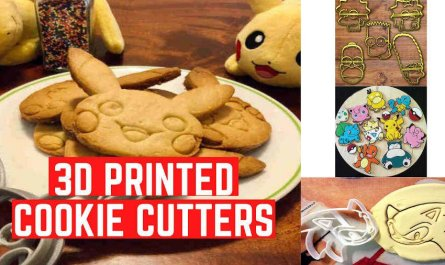 3d printed cookie cutters