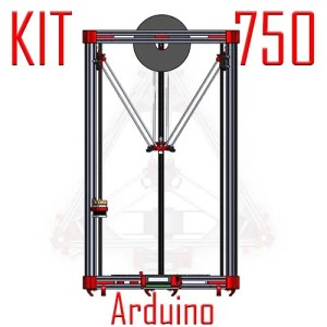 Kossel 750 KIT arduino