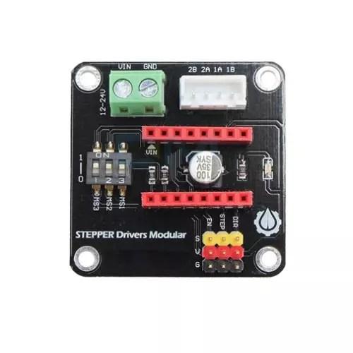 Modul 1x DRV8825-A4988 02