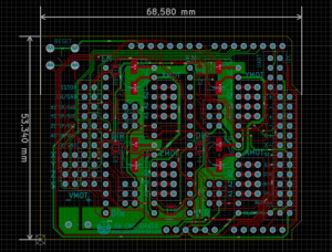 arduino cnc pcb lines