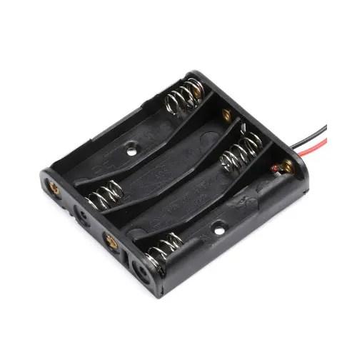 Nosilec za baterije 4x AAA