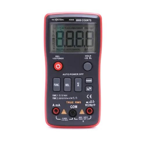 Multimeter digitalni RM408B 02