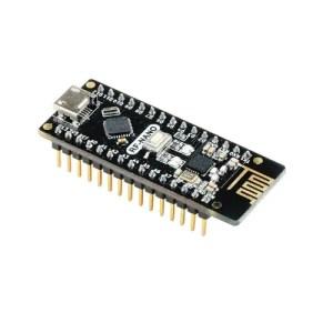 Arduino NANO z interg. NRF24L01 01