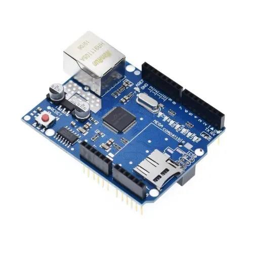 Arduino UNO Ethernet shied 02