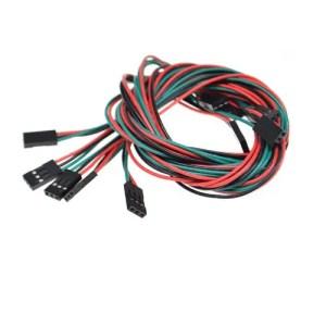 Kabel 3pin 70cm F-F