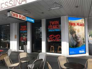 Stan: Twin Peaks - Messina Collaboration - Brand Design Sydney