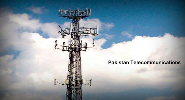 Pakistan telecom