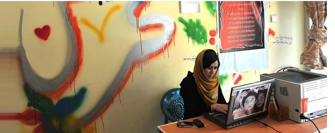 Internet Draws Central Asia, Afghanistan Closer