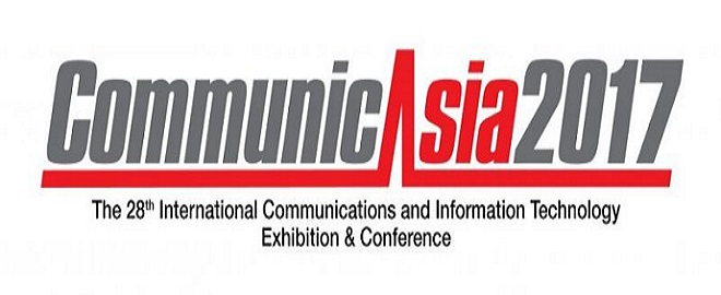 CommunicAsia 2017: The 28th International CIT Exhibition & Conference
