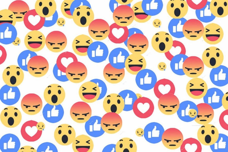 Facebook Now Lets You React to Comments