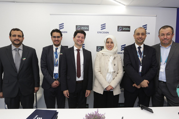 Ericsson Joins Zain Kuwait Led Utilities Digital Transformation Project