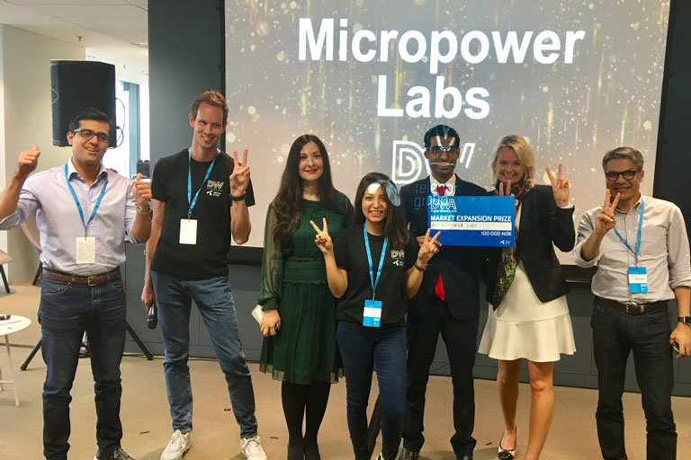 Pakistani Startup Micropower Labs Won Telenor Group's Annual Digital Winners Competition-PR