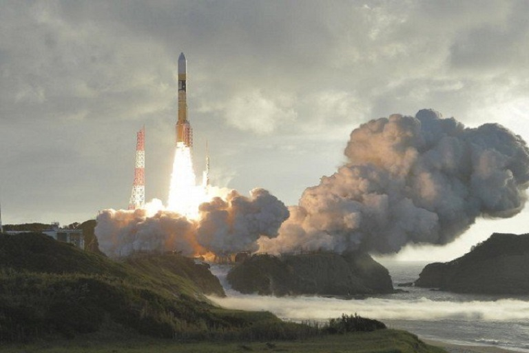 Japan Launched Fourth Satellite for High-Precision GPS