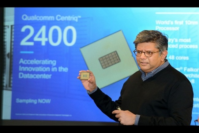 Qualcomm Announces Commercial Shipment of World's First 10nm Server Processor-PR