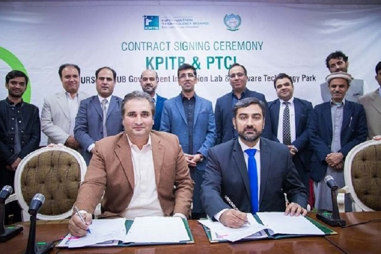 PTCL to Establish Incubation Centre, IT Park in Peshawar-PR
