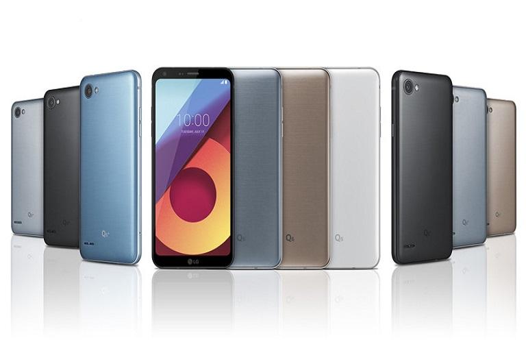 Nur Telecom Offers Credit on LG Q6a Smartphone