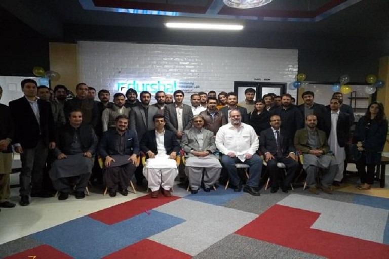 Khyber Pakhtunkhwa Information Technology Board's Durshal Launch Ceremony