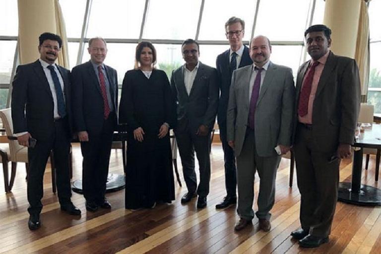 Bahrain's Riyada Now Partners with British AI Firm