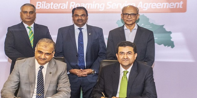 SCO & Ufone Sign a Bilateral Roaming Services Agreement