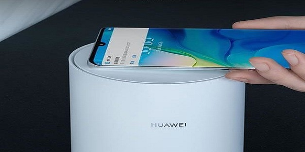 Huawei to Launch World's First One Touch NFC Router
