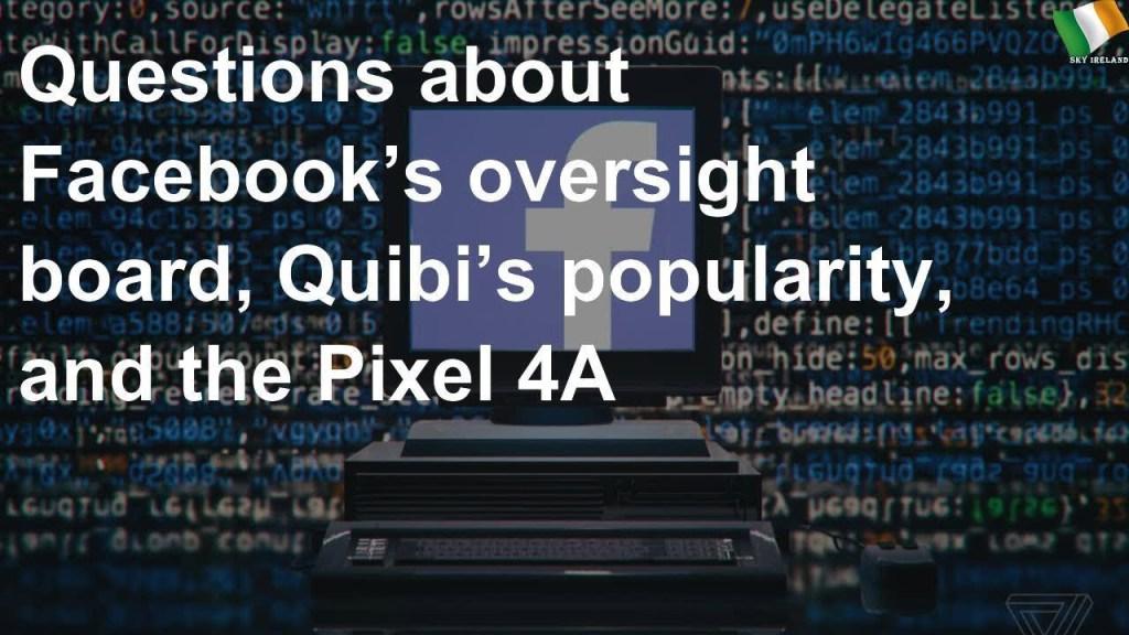 Facebook's oversight
