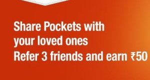 pockets app 250 free recharge and wallet trick