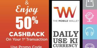 TheMobileWallet cashback promo code offer