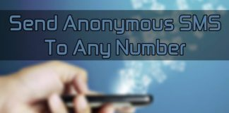 Send Free SMS Without Registration trick