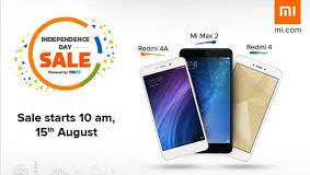 mi independence day sale