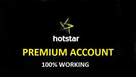 hotstar premium account free trick id password by 3ghackerz