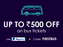 railyatri coupons promo code train and bus