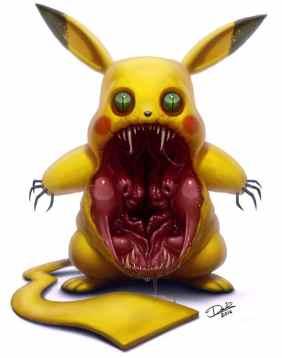 pikachu - disse86