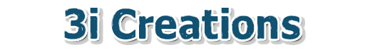 3i creations logo