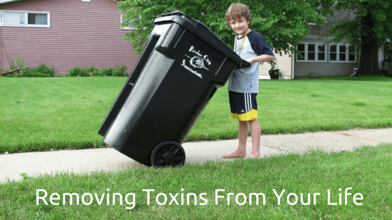 Removing Toxins From Your Life