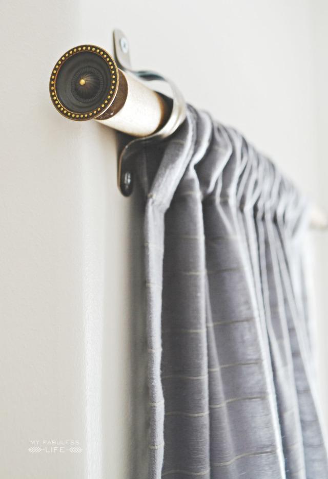 curtain rod