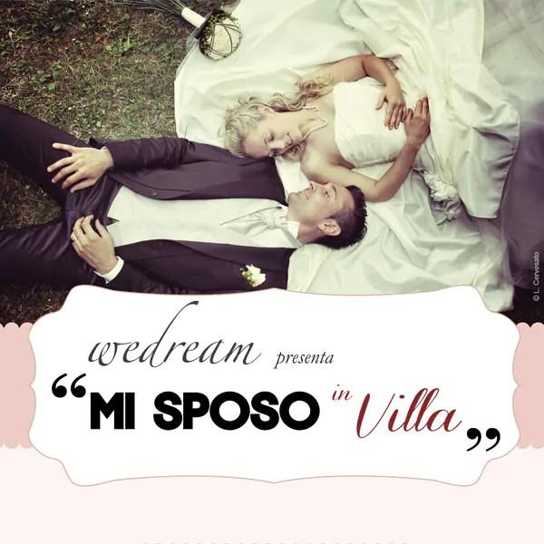 Immagine coordinata per evento Mi Sposo in Villa