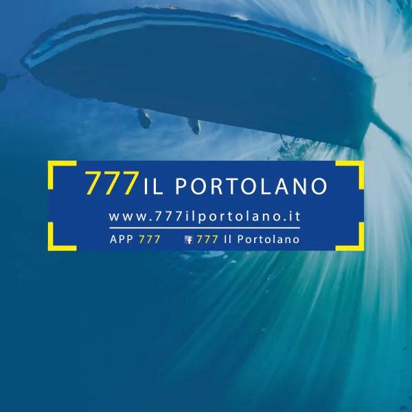 Advertising Ed.Magnamare 777 Il Portolano